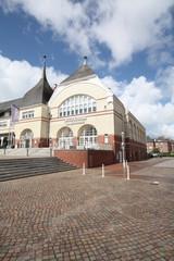 Alter Kursaal im Rathaus von Westerland auf Sylt