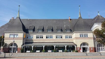 Rathaus Westerland und Hof-Galerie