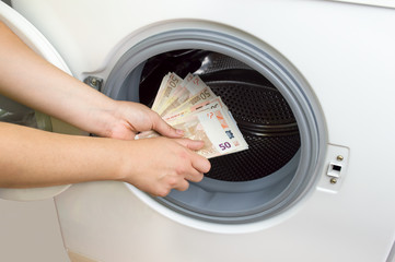 crime of Money Laundry