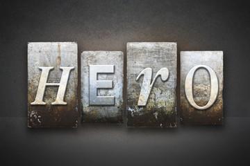 Hero Letterpress