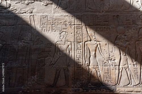 Foto op Canvas Rudnes Karnak Temple - Luxor, Egypt, Africa
