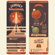 Journey to Mars boarding pass - 69868178