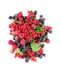 Fresh ripe berries