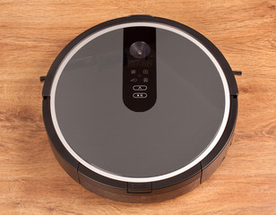 Automatic robot hoover