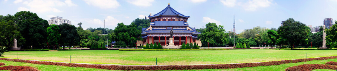 Guangzhou, China, sun yat-sen memorial hall
