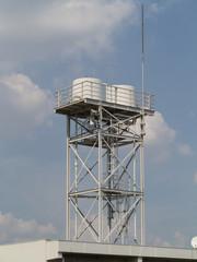 屋上の貯水槽