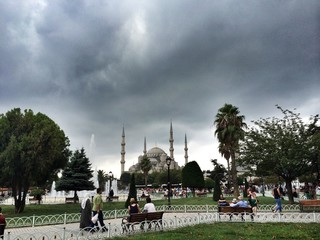 Blue Mosque İstanbul