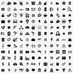 Universal web icon