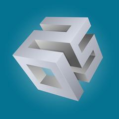 2015 3D emblem