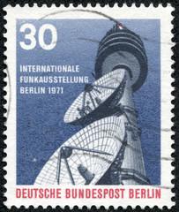 Internationall Funkausstellung, Berlin 1971
