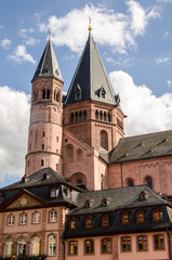 st Martins Dom in Mainz