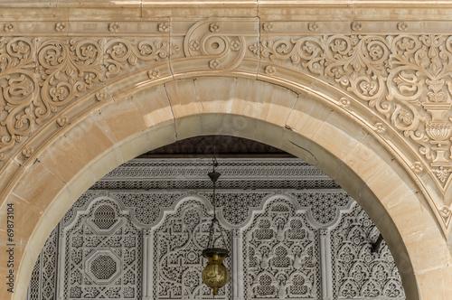 Aluminium Tunesië Mausoleo del Barbero Tunez