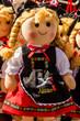 canvas print picture - Puppe aus dem Esass