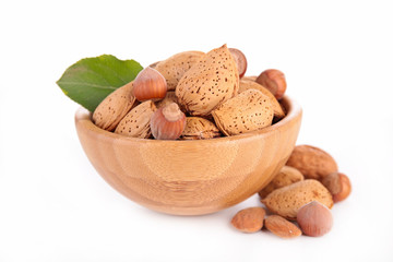 assortement of nuts
