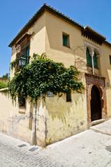 Granada in Andalucia, Spain