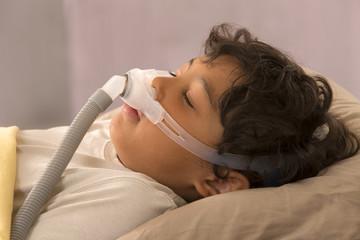 syndrome d'apnée du sommeil chez l'enfant