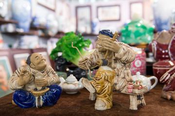 Ceramic arts and crafts