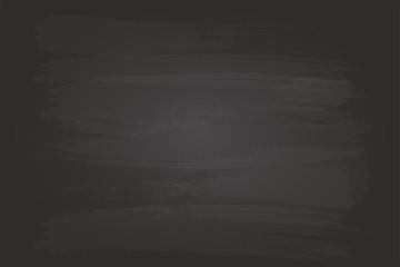 Black Chalkboard Background Vector