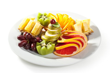 Fruits Dish