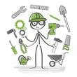 Handwerker, Kundendienst