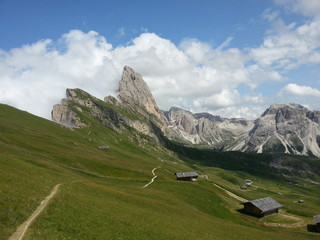 Geißlerspitzen Dolomiten