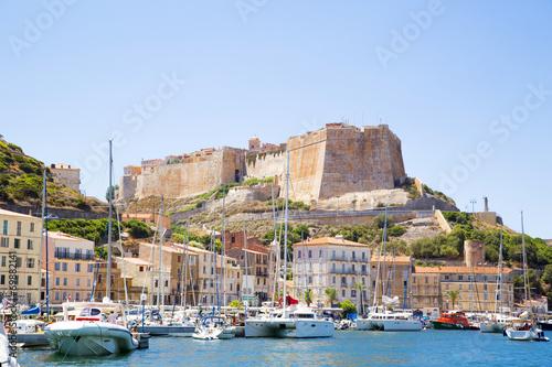 Papiers peints Europe Méditérranéenne Bonifacio, Corsica, France
