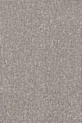 Upholstery Acrylic-PE Gray White Mesh Pattern Fabric Detail