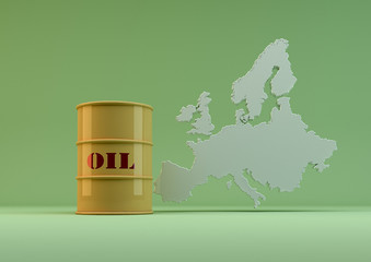 Oil for Europe - green