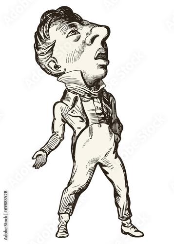 Caricature - 69883528