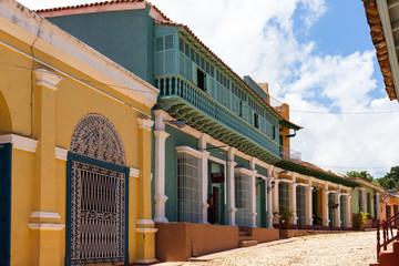 UNESCO Karibik Kuba Trinidad Architekturen und Gebäude  2