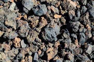 Old Lava Stones