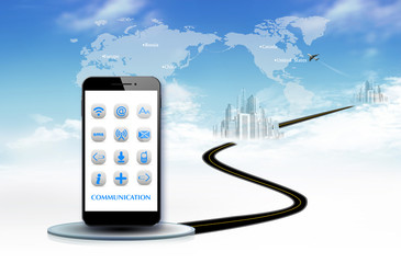 Smart Phone, Communication