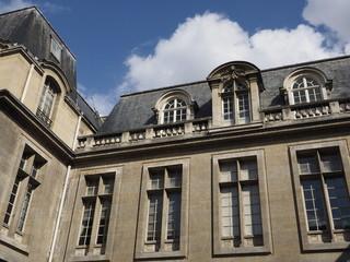 Palacio Carnavalet en París
