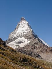 Zermatt, Schweizer Alpen, Trockener Steg, Klettertour, Schweiz