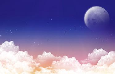 Sky cloud backgroun