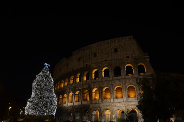 Colosseo, Coliseum in Rome