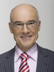 Senior-Unternehmer,Portrait,lächelnd