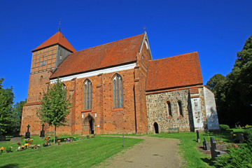 Mestliner Kirche