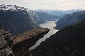 Trolltongue, Norway