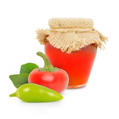 Pepper jar