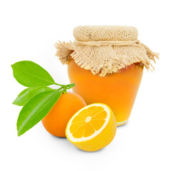 Citrus jar