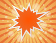 star burst abstract background - 69887931