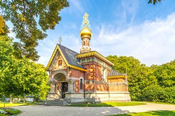 Russische Kirche, Kurpark Bad Homburg
