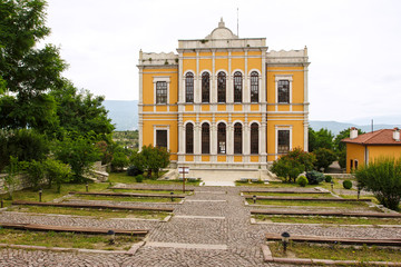 Old government building and history museum of Safranbolu town