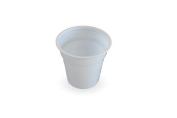 Piccolo bicchiere bianco still life