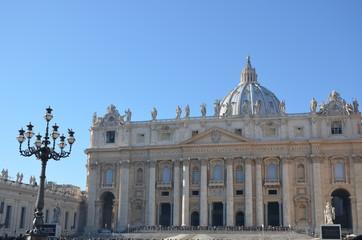 Città del Vaticano, San Pietro basilica