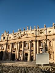 Lavori in corso in Vaticano