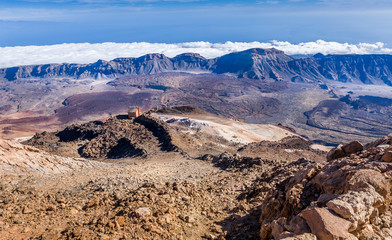 Volcano Teide. Tenerife, Canary islands, Spain