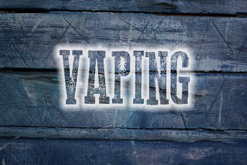 Vaping Concept