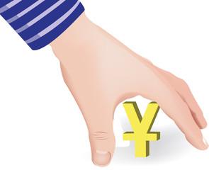 prelevare  yuan